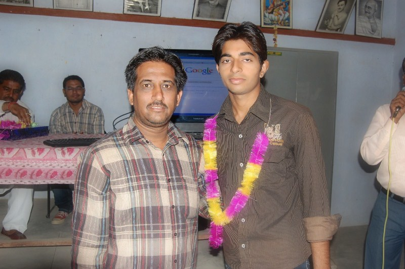 Welcome of Sandeep Marwal